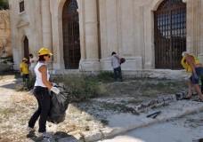 Scicli – San Matteo pulito grazie a Legambiente