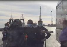 Sbarchi. Sono gambiani due scafisti arrestati dalla Polizia a Pozzallo