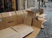 Ragusa – Commercianti abbandonano cartoni, denunciati
