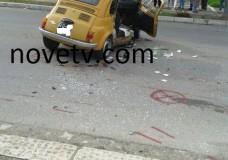 Scicli – Incidente stradale sulla circonvallazione a Jungi