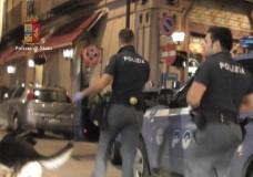 Modica – La Polizia controlla la città: denunce, segnalazioni, sequestri di armi e droga. Perquisizioni ai locali della movida