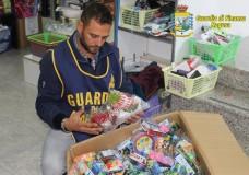 Pozzallo – Operazione Natale Sicuro, sequestrati 95 mila articoli contraffatti