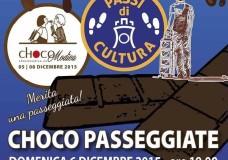 L'albero della Pace a Palazzo San Domenico prologo a ChocoModica 2015