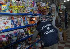 Vittoria – La GDF sequestra quasi 40mila confezioni di materiale elettrico non a norma