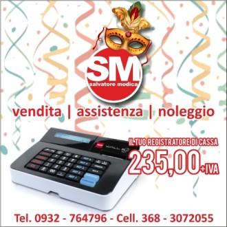 Offerta Imperdibile: Registratore di Cassa a 235,00 euro