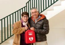 Santa Croce Camerina – Donato un defibrillatore alla palestra Santa Rosalia