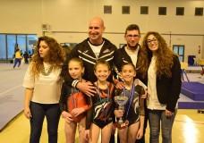 Ragusa – Ginnastica Artistica: Kudos sul podio del campionato regionale di Categoria