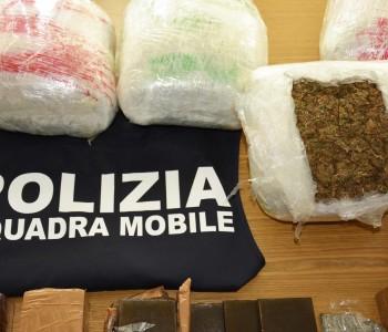 Pozzallo – Avrebbe fruttato oltre 200mila euro la droga se immessa sul mercato