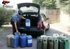 Chiaramonte Gulfi – Rubano gasolio: arrestati due rumeni