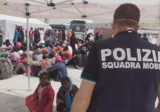 Ancora 4 gommoni salpati dalla Libia. A Pozzallo sono arrivati 375 migranti