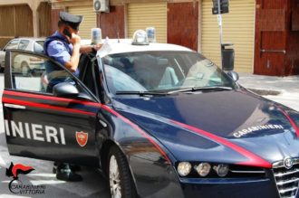 Carabinieri Comiso (RG)