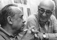Leonardo Sciascia e Gesualdo Bufalino