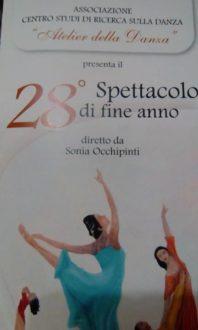 atelier della danza 28 spettacolo