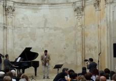 Il sax di Francesco Cafiso ha incantato gli spettatori del Vittoria Jazz Festival