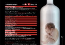 """Ragusa – Dall'1 luglio """"Quando la vita è questione di cl"""", campagna per un consumo consapevole e di prevenzione all'abuso di sostanze alcoliche"""