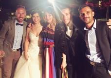 Ieri sposi, Peppe Stimolo e Claudia Belluardo
