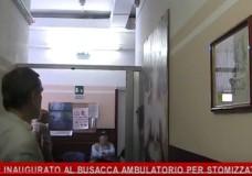 Scicli – Inaugurato l'ambulatorio per stomizzati – Video