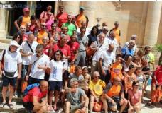Il Terre Iblee Tour 2016 (nei luoghi di Montalbano) a Vincenzo Schembari e Monica Baccanelli