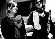 Modica – Il Duo Harmonia nell'Atrio comunale