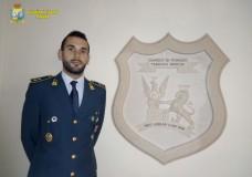 il nuovo tenente della Gfd di Modica