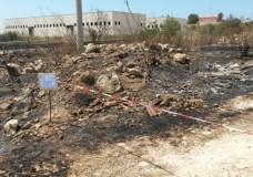 Modica – Incendio a Maganuco, scoperta discarica abusiva di materiali pericolosi. Indagine della Polizia Locale. Sequestrata un'area di cinque ettari