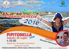 """Estate Donnalucatese. Sabato 30 luglio Pipitonella. Domenica 31 Luglio """"Sagra del pani cunzatu"""" e """"Ferrari day"""""""