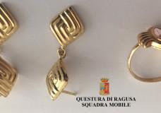 Ragusa – La Polizia denuncia uno spacciatore. Si faceva pagare con oggetti in oro