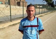 Il centrocampista Giovanni Arrabito