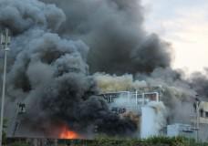Modica – Incendio Avimecc. La Giunta delibera la richiesta di stato di emergenza e calamità
