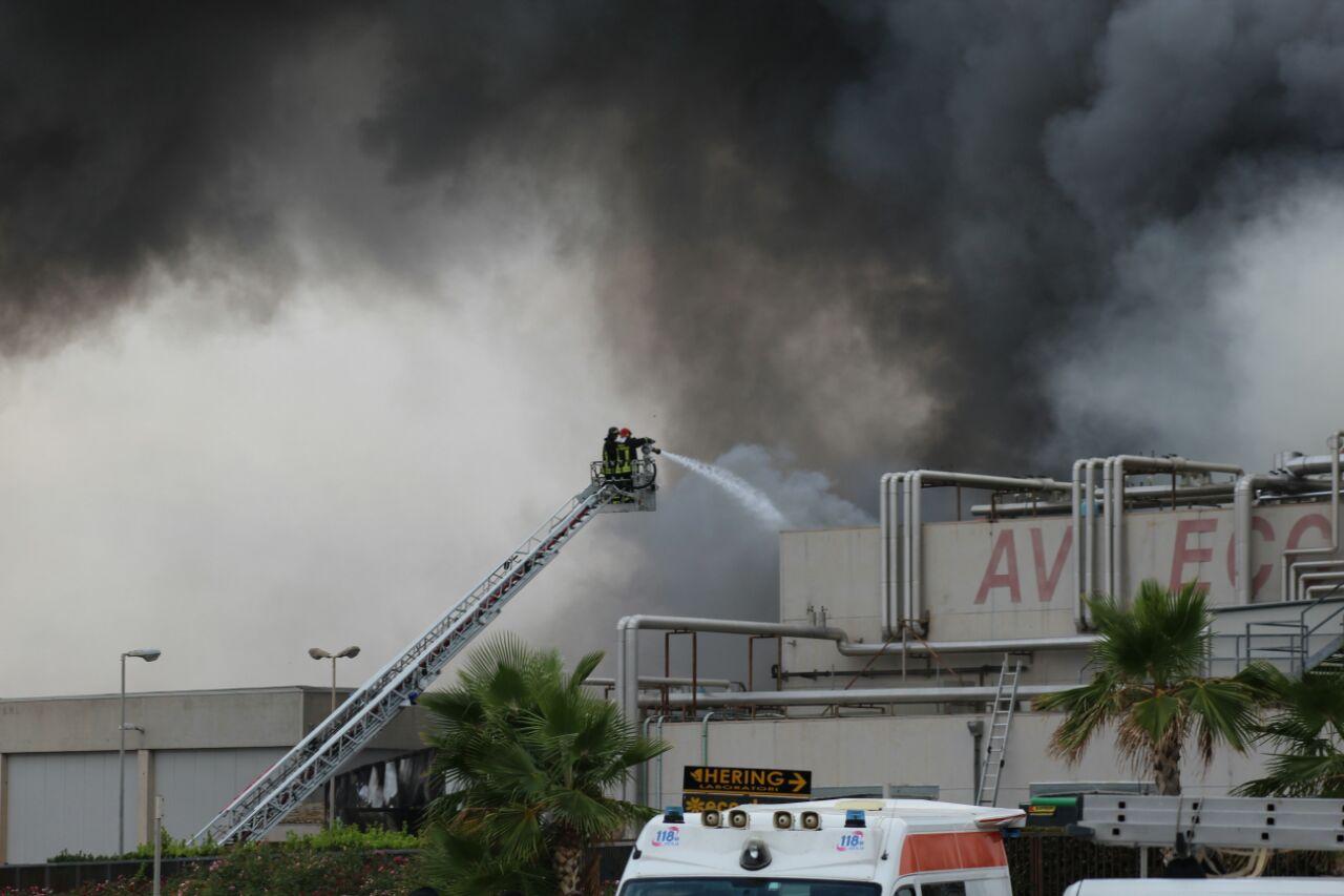 avimec incendio 8