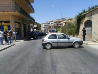 incidente a modica