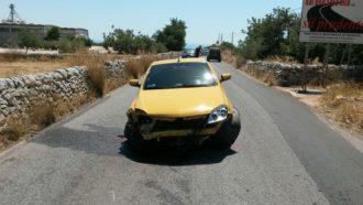 incidente stradale modica