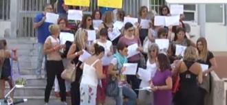 insegnanti 2 protesta