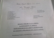 Omicidio Dezio. Presentata istanza di rimessione in libertà per la famiglia Pepi