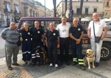 Modica – Volontari ad aiutare i terremotati del Centro Italia