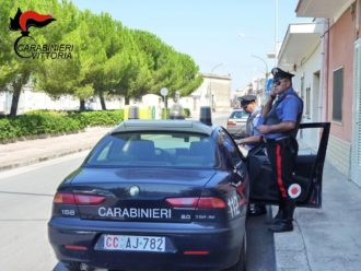 carabinieri vittoria