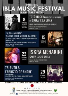 locandina ibla music fest