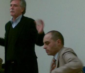 """Casini ricorda Peppe Drago. E' polemica sui social. Piero Torchi: """"Per ricordare Peppe bastava andare sulla sua tomba"""""""