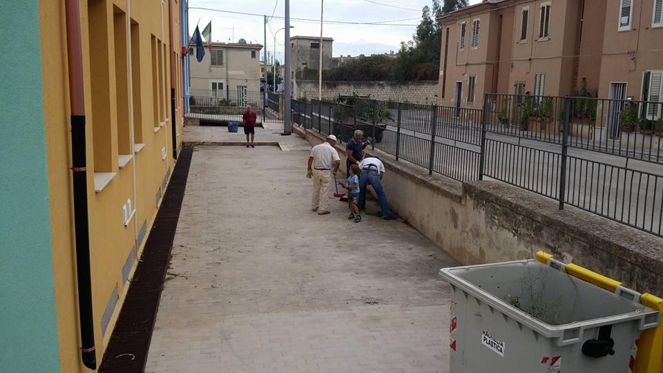 pulizia scuola 2