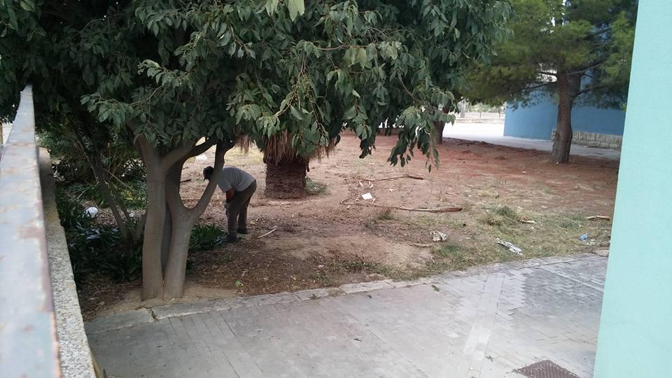 pulizia scuola 4