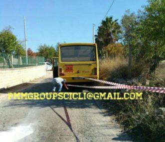 scuolabus incidente