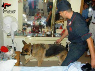 carabinieri droga rumeni