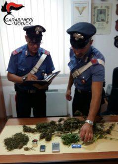 carabinieri droga sequestrata