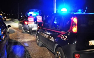 carabinieri incidente acate