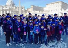 Il Coro Mariele Ventre di Ragusa canta in Vaticano