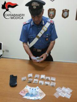 droga pozzallo arrestato