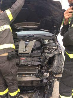 incidente stradale autonomo