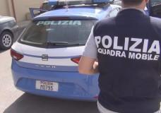 polizia squadra mobile