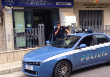 Comiso – Tentata rapina alla BAPR di Pedalino: la Polizia di Stato ha catturato i tre rapinatori