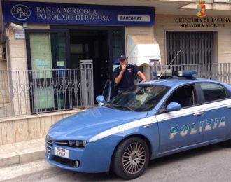 bapr pedalino polizia rapina